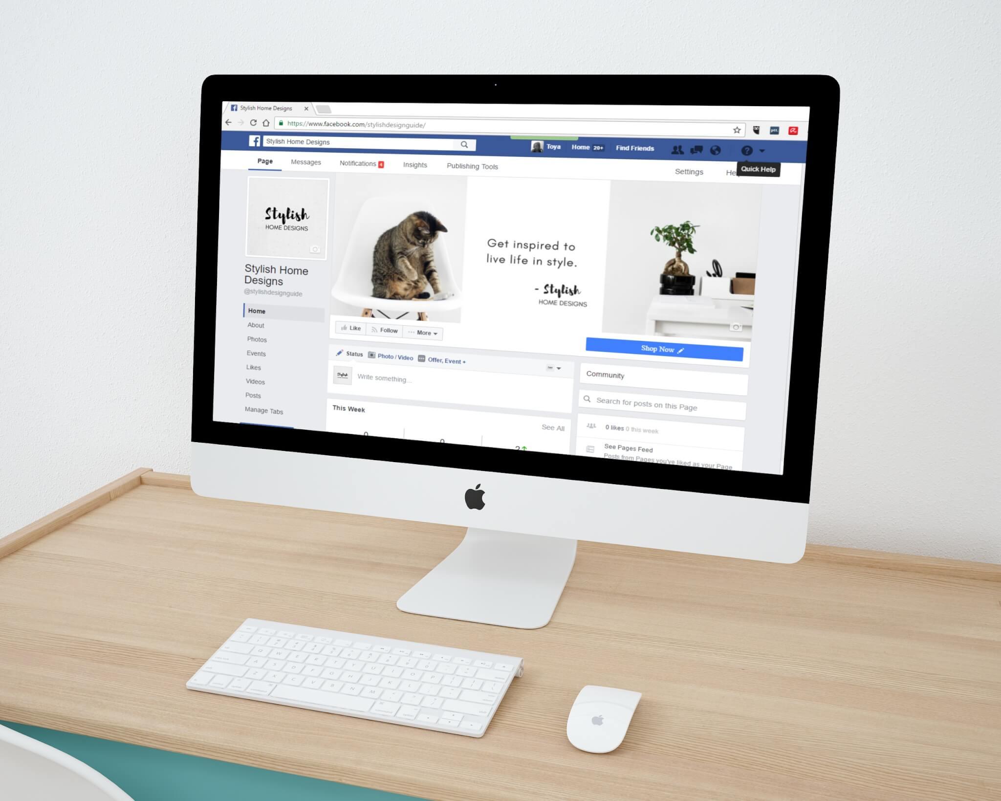 Digizer - Facebook Business Manager tilin käyttöönotto, kuvituskuva